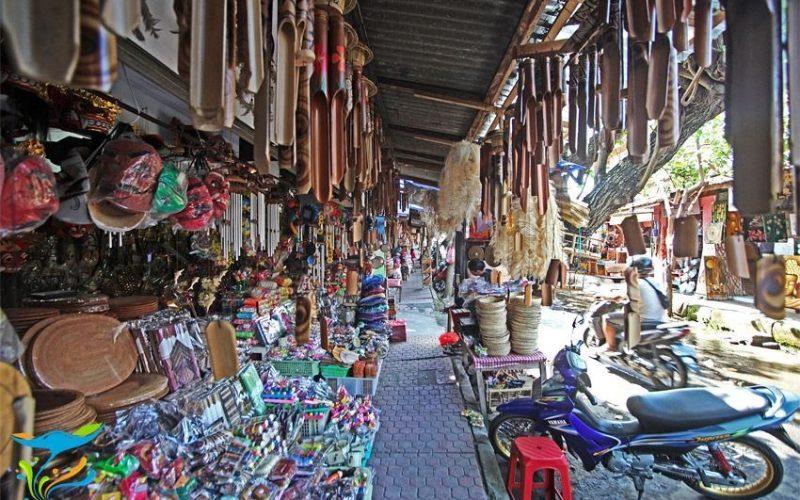 Kumbasari Art Markets